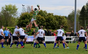 Lineout v Yorkshire 17
