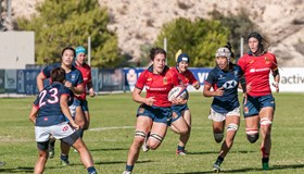 Spanish Women's XV