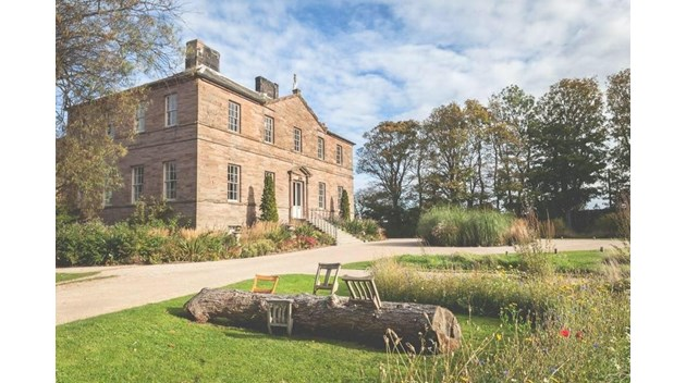 Newton Hall, Northumberland